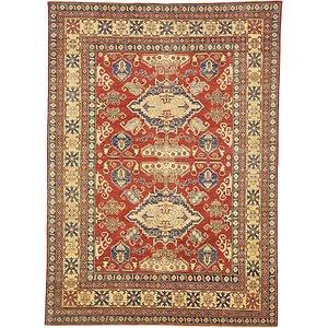 Unique Loom 7' 9 x 10' 10 Kazak Oriental Rug