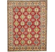 Link to 7' 2 x 9' Kazak Oriental Rug