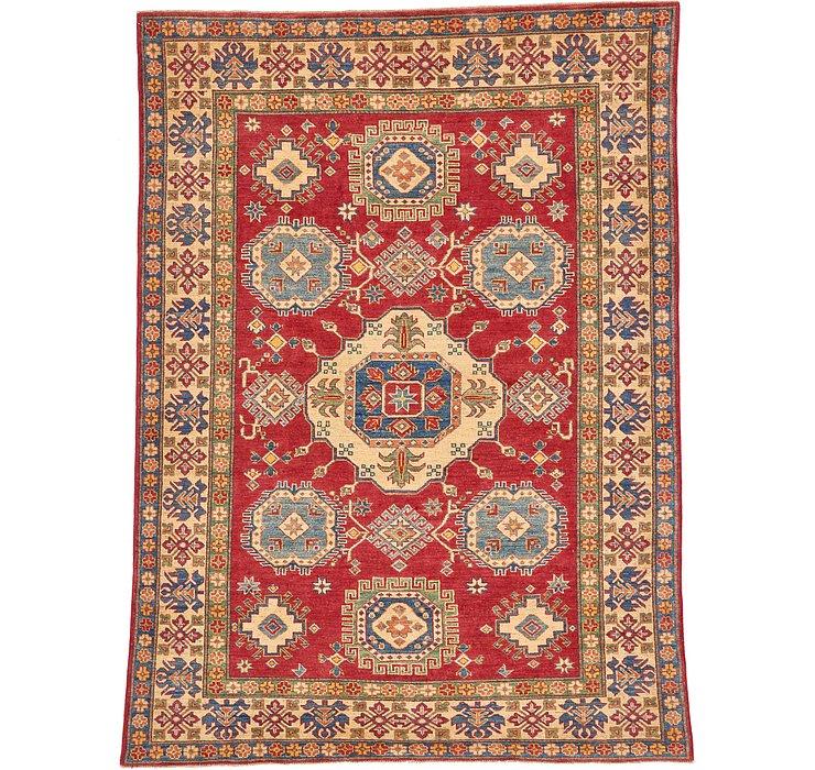 6' 9 x 9' 2 Kazak Oriental Rug