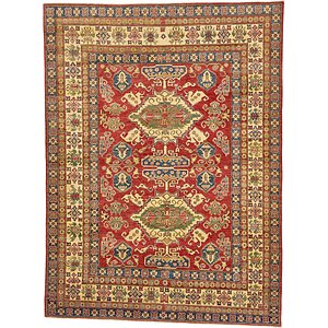 8' 4 x 11' 2 Kazak Oriental Rug
