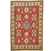 Link to 7' 3 x 11' Kazak Oriental Rug