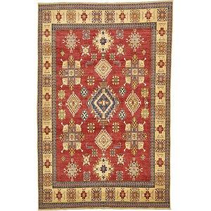 Unique Loom 7' 3 x 11' Kazak Oriental Rug