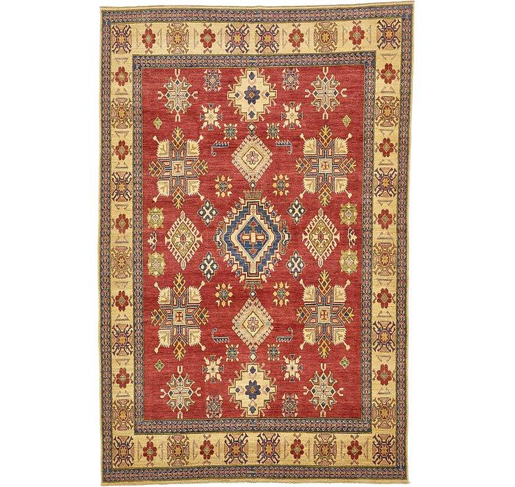7' 3 x 11' Kazak Oriental Rug