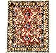 Link to 178cm x 218cm Kazak Oriental Rug