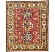 Link to 183cm x 213cm Kazak Oriental Rug