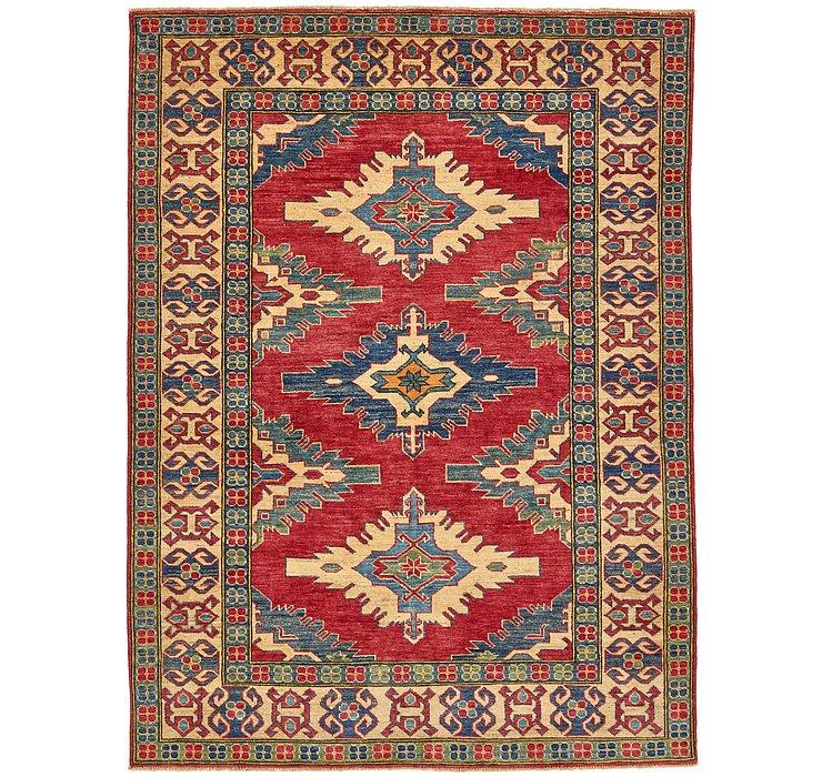 5' 10 x 7' 9 Kazak Oriental Rug