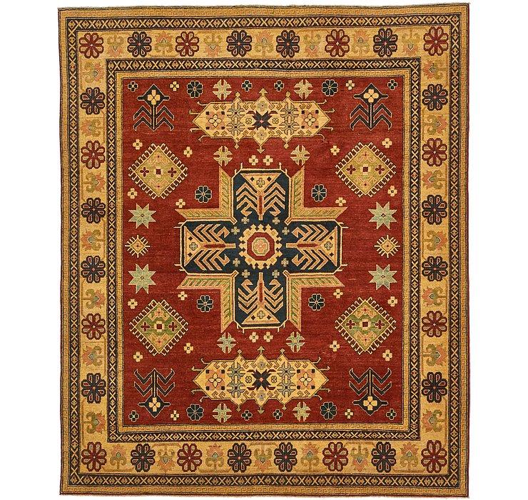 8' 2 x 9' 9 Kazak Oriental Rug