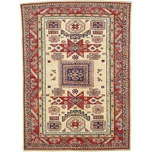 5' 6 x 7' 6 Kazak Oriental Rug