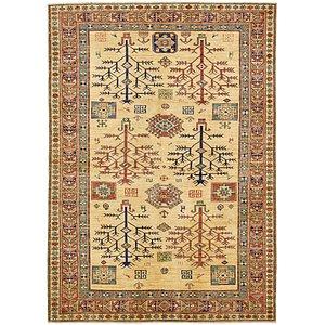5' 6 x 7' 8 Kazak Oriental Rug