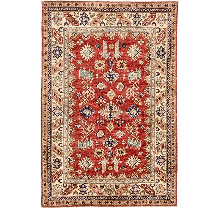 5' x 7' 6 Kazak Oriental Rug