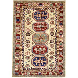 5' 5 x 7' 9 Kazak Oriental Rug