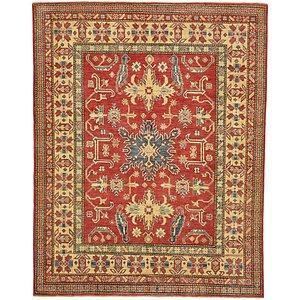 Unique Loom 6' 2 x 7' 8 Kazak Oriental Rug