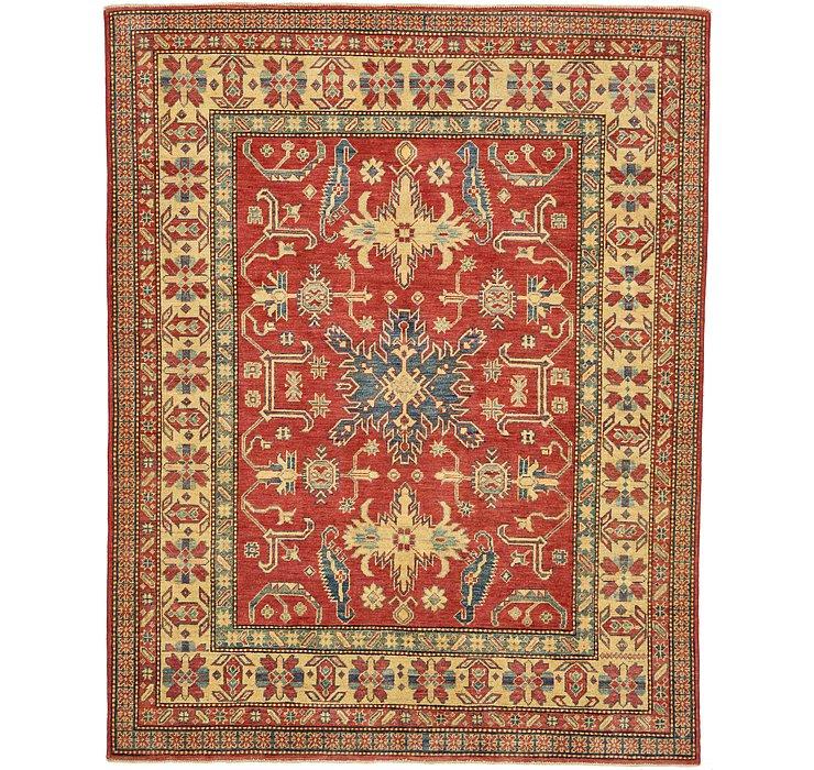 6' 2 x 7' 8 Kazak Oriental Rug