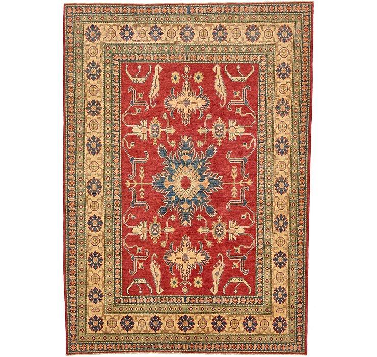 6' 5 x 9' Kazak Oriental Rug