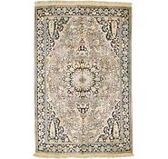 Link to 4' x 6' 4 Kashmir Oriental Rug