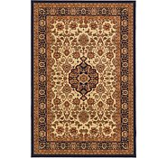 Link to 6' 3 x 9' 3 Tabriz Design Rug
