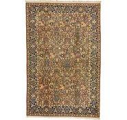 Link to 6' 5 x 9' 9 Kashmir Oriental Rug