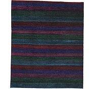 Link to 7' 10 x 9' 5 Sari Rug