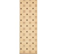 Link to 3' 3 x 9' 10 Reproduction Gabbeh Runner Rug