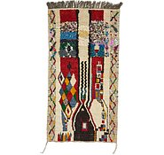 Link to 110cm x 203cm Moroccan Rug