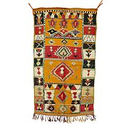 Link to 4' 4 x 7' 4 Moroccan Rug