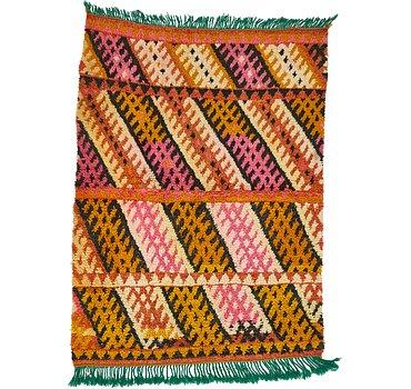112x152 Moroccan Rug