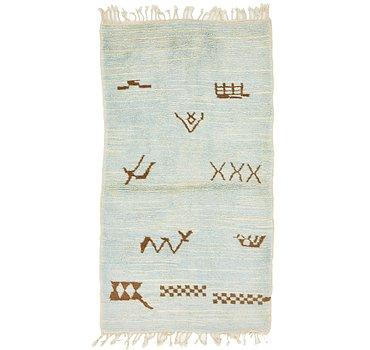 97x173 Moroccan Rug