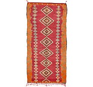 Link to 4' 8 x 9' 4 Moroccan Runner Rug