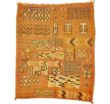 152x188 Moroccan Rug