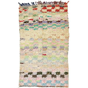 3' 9 x 6' 3 Moroccan Rug