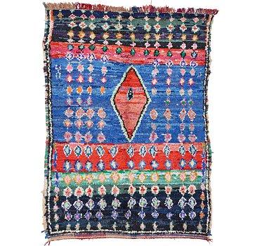 137x188 Moroccan Rug