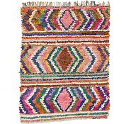 Link to 4' 4 x 5' 8 Moroccan Rug
