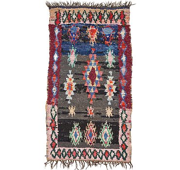 132x244 Moroccan Rug