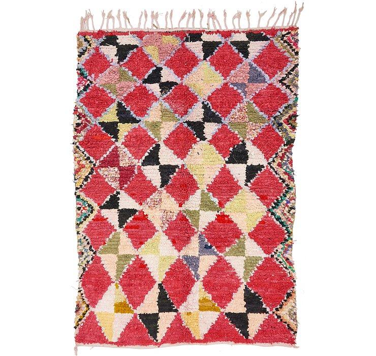 5' x 7' Moroccan Rug