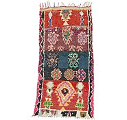 Link to 3' 10 x 7' Moroccan Runner Rug