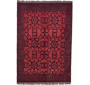 Link to 3' 4 x 4' 10 Khal Mohammadi Oriental Rug