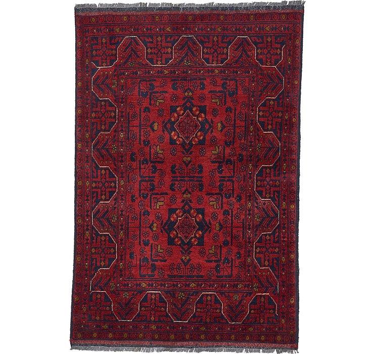 3' 4 x 5' Khal Mohammadi Oriental...