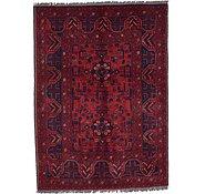 Link to 3' 6 x 4' 9 Khal Mohammadi Oriental Rug
