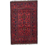 Link to 3' 3 x 5' 2 Khal Mohammadi Oriental Rug