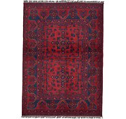 Link to 3' 5 x 4' 10 Khal Mohammadi Oriental Rug