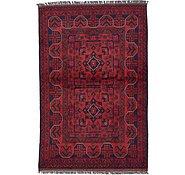 Link to 3' 4 x 5' Khal Mohammadi Oriental Rug
