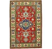 Link to 100cm x 147cm Kazak Oriental Rug