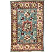 Link to 100cm x 145cm Kazak Oriental Rug