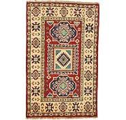 Link to 60cm x 97cm Kazak Oriental Rug