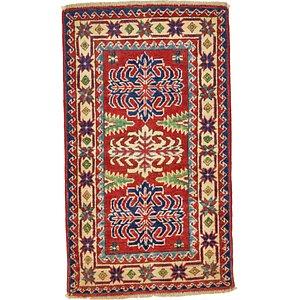 2' x 3' 5 Kazak Oriental Rug