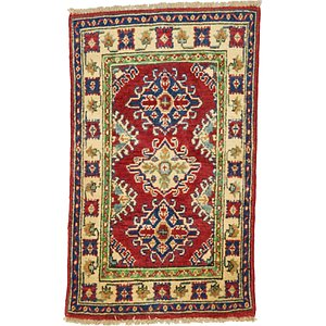 1' 9 x 3' Kazak Oriental Rug