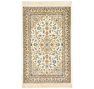 Link to 1' 11 x 3' 1 Qom Persian Rug
