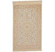 Link to 2' 6 x 3' 10 Qom Persian Rug