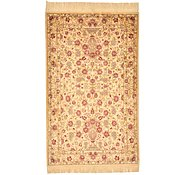Link to 2' 7 x 4' 2 Qom Persian Rug