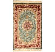 Link to 2' 7 x 4' 2 Qom Persian Rug